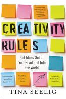 Creativity Rules PDF