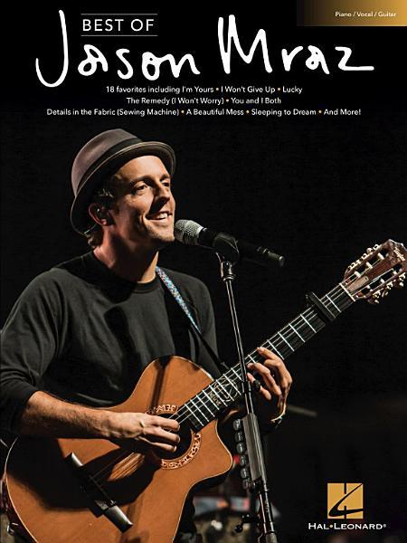 Download Best of Jason Mraz Songbook Book