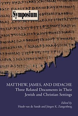Matthew  James  and Didache PDF