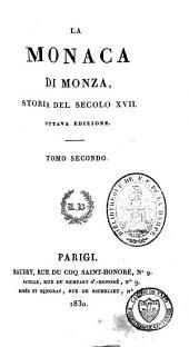La Monaca di Monza: storia del secolo XVII, Volume 2