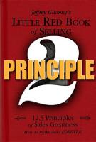 Red Book of Selling Principle 2 PDF