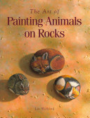 Paint Acrylic on Rocks with Lin Welford Books Bundle