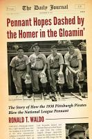 Pennant Hopes Dashed by the Homer in the Gloamin    PDF