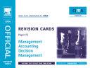 Management Accounting   Decision Management PDF