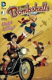 DC Comics: Bombshells (2015-) #1