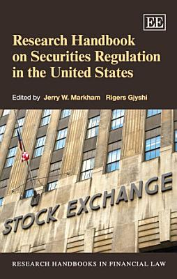 Research Handbook on Securities Regulation in the United States