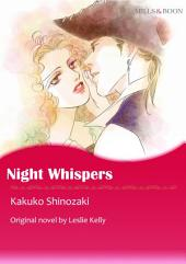 NIGHT WHISPERS: Mills & Boon Comics