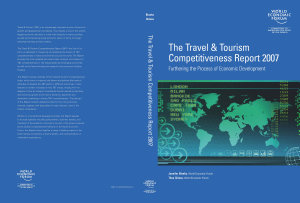 The Travel   Tourism Competitiveness Report 2007 PDF