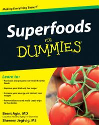 Superfoods For Dummies Book PDF