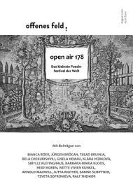 offenes feld trifft open air 178 PDF