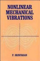 Nonlinear Mechanical Vibrations PDF