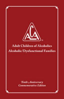 Adult Children of Alcoholics Dysfunctional Families Book