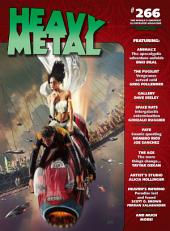 Heavy Metal Magazine #266