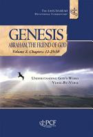 Genesis  Abraham  The Friend of God Volume 2  Chapters 12 25 10 PDF