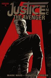 Justice, Inc: The Avenger #4