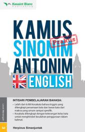 Kamus Praktis Sinonim Antonim English
