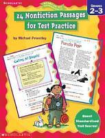 24 Nonfiction Passages for Test Practice PDF