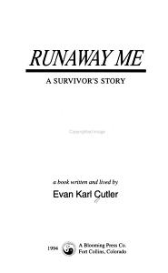 Runaway Me PDF
