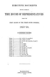 House Documents: Volume 112