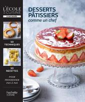 Desserts pâtissiers