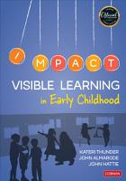 Visible Learning in Early Childhood PDF