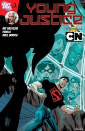 Young Justice (2011-) #1