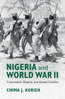 Nigeria and World War II PDF