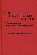 The Durkheimian School