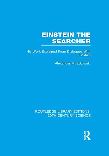 Einstein The Searcher