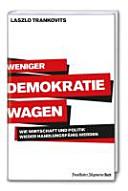 Weniger Demokratie wagen  PDF