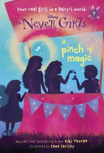 A Pinch of Magic Book