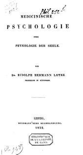 Medicinische Psychologie