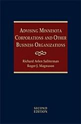 Advising Minnesota Corporations And Other Business Organizations Second Edition Book PDF