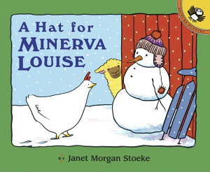 A Hat for Minerva Louise Book