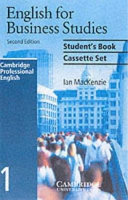 English for Business Studies Audio Cassette Set  2 Cassettes  PDF