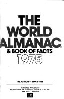 The World Almanac and Book of Facts PDF