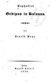 Sophokles Oedipus in Kolonos