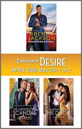 Harlequin Desire April 2020   Box Set 1 of 2 PDF