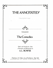 The Annotated Shakespeare PDF