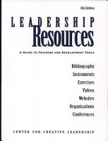 Leadership Resources PDF