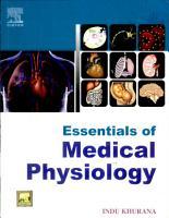 Essentials of Medical Physiology PDF