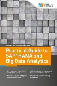Practical Guide to SAP HANA and Big Data Analytics PDF