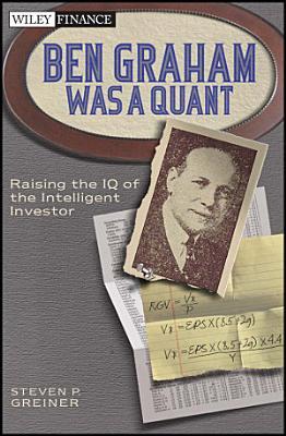 Ben Graham Was a Quant PDF