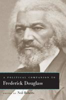 A Political Companion to Frederick Douglass PDF