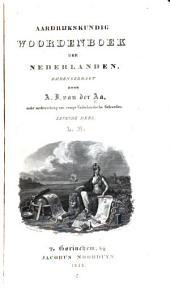 Aardrijkskundig woordenboek der Nederlanden: Deel 7