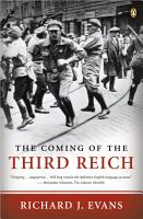 The Coming of the Third Reich PDF