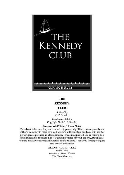 Download The Kennedy Club Book
