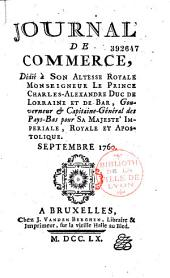 Journal de commerce: journal de commerce et d'agriculture