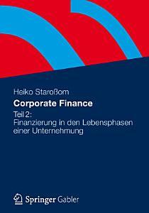 Corporate Finance Teil 2 PDF