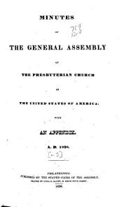 Minutes of the General Assembly of the Presbyterian Church in the United States of America: Volume 9